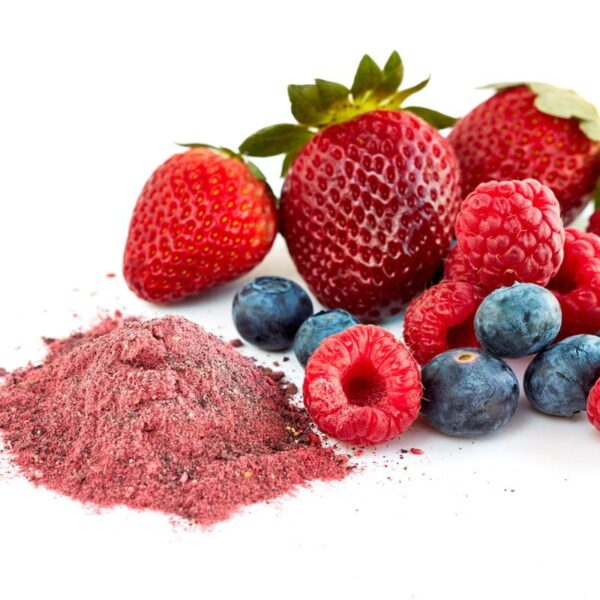 Mixed Berry Powder Berry Fresh