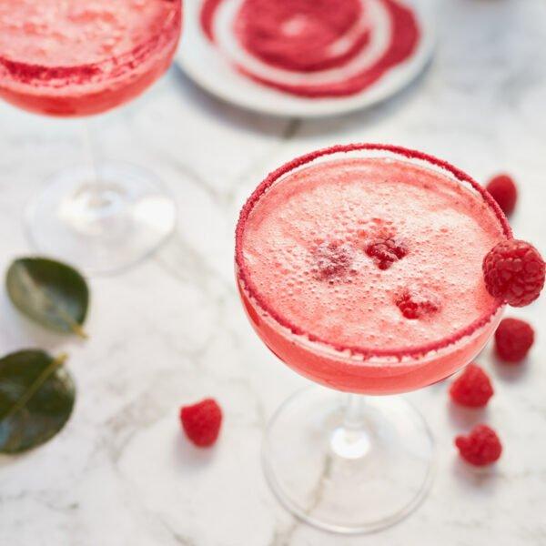 Australian Dried Raspberry powder by BerryFresh Australia