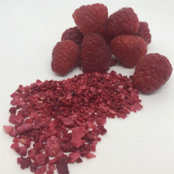 Raspberry Crumble Pieces by BerryFresh Australia